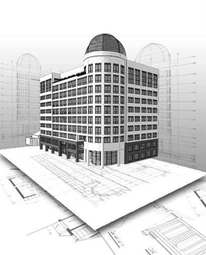 Construction drawings sheet extractions - Building Information Modeling BIM Services