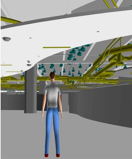 3D virtual presentations - Building Information Modeling BIM Services
