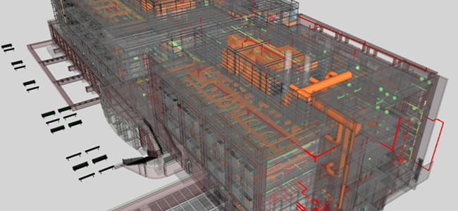 Clemson - Building Information Modeling - BIM Project