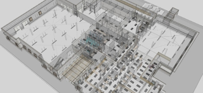 Emerald - Building Information Modeling - BIM Project