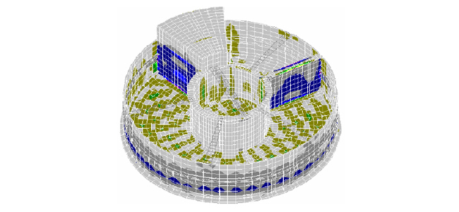 Molfino - Building Information Modeling - BIM Project