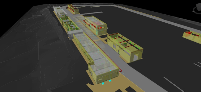 SCAC Development - BIM Project