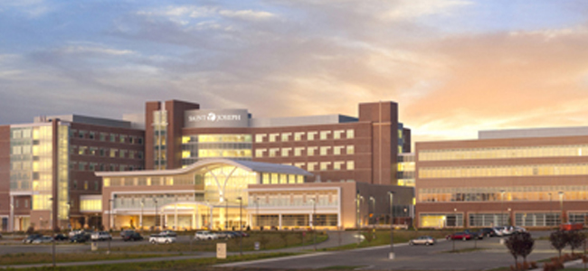 St. Joseph's Regional Medical Center - bim services