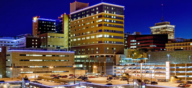 VCU Critical Care Hospital - BIM Services