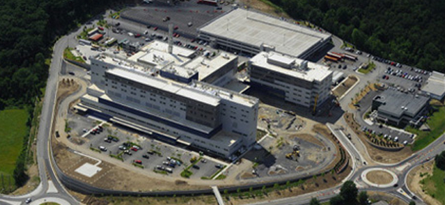 Western Maryland Hospital - BIM Services