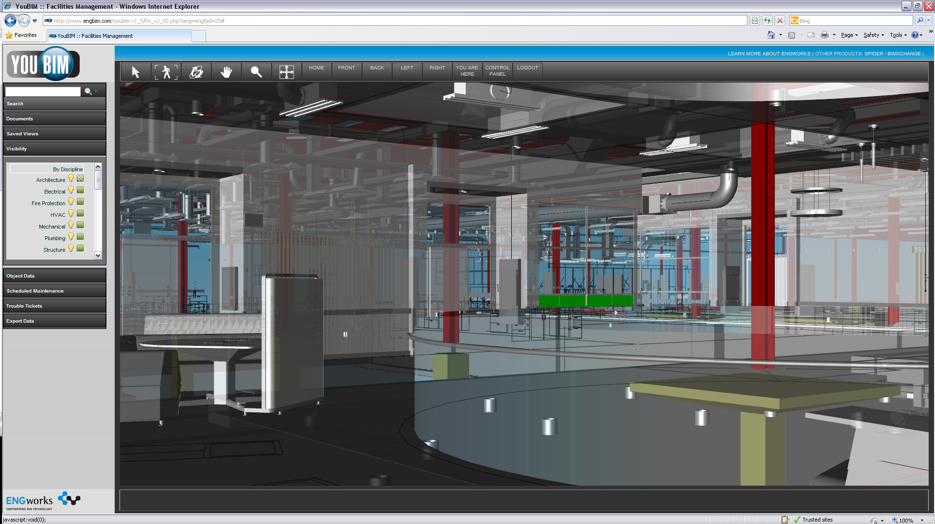 YouBIM - bim for facility management