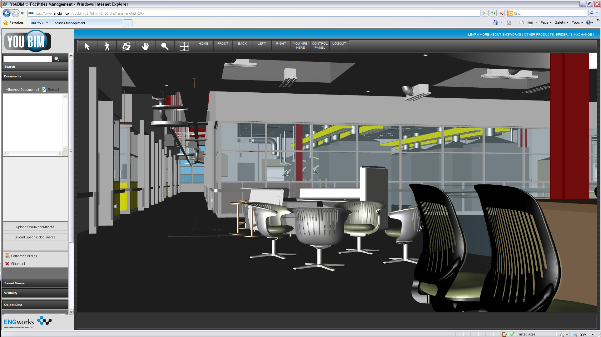 6D BIM for Facilities Management - Building Information Modeling Services