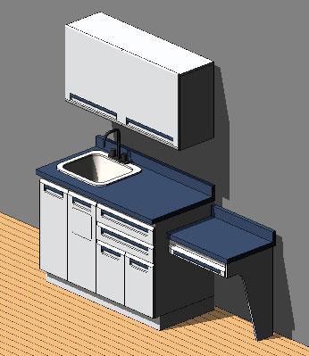 Midmark Modular Casework System Engworks