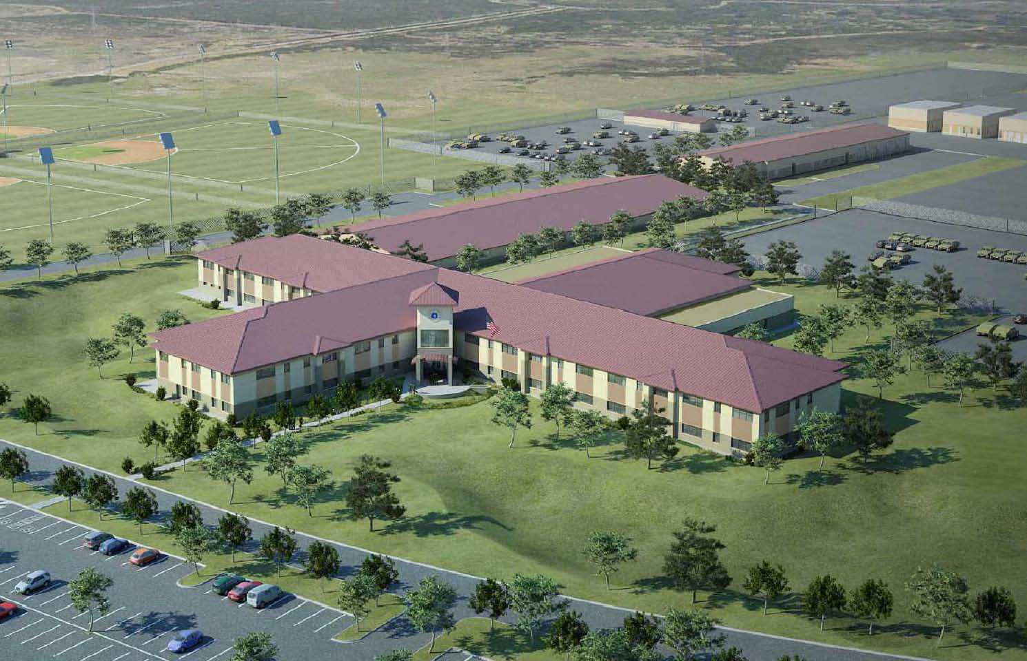 Fort sill engworks for Lawton architectural products