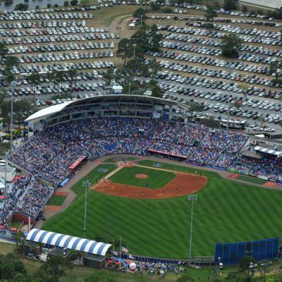 St. Lucie's METS stadium